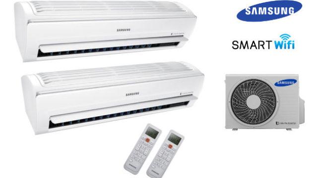 Climatizzatore-Condizionatore-SAMSUNG-inverter-AR6500-dual-split-9000-9000-BTU-Modello-2017-635x360